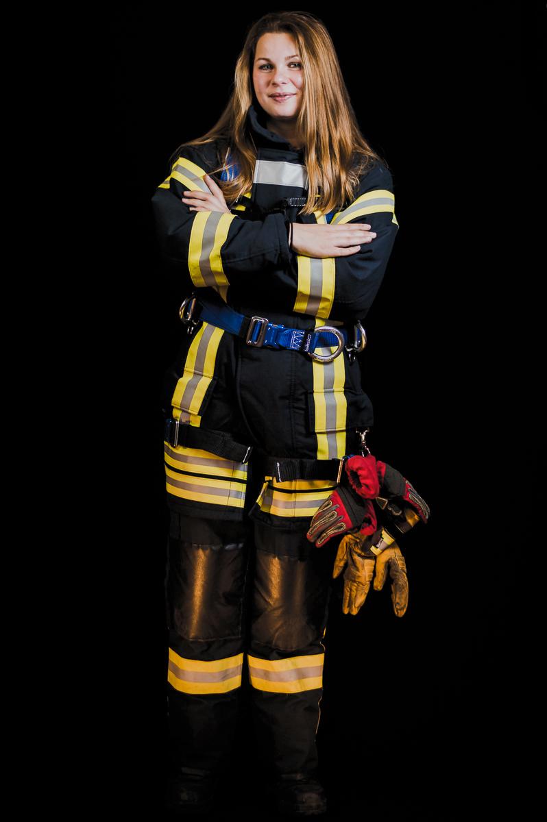 Aylin Vette- Feuerwehr Hoogstede