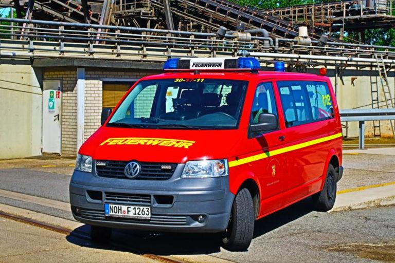 Einsatzfahrzeug MTF - OF Emlichheim