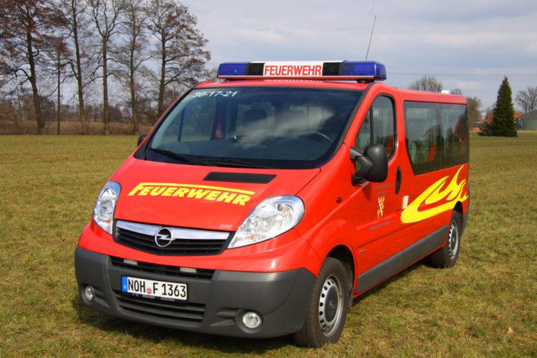 Einsatzfahrzeug MTF - OF Hoogstede