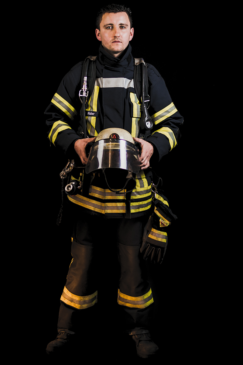 Marc Naber- Feuerwehr Laar