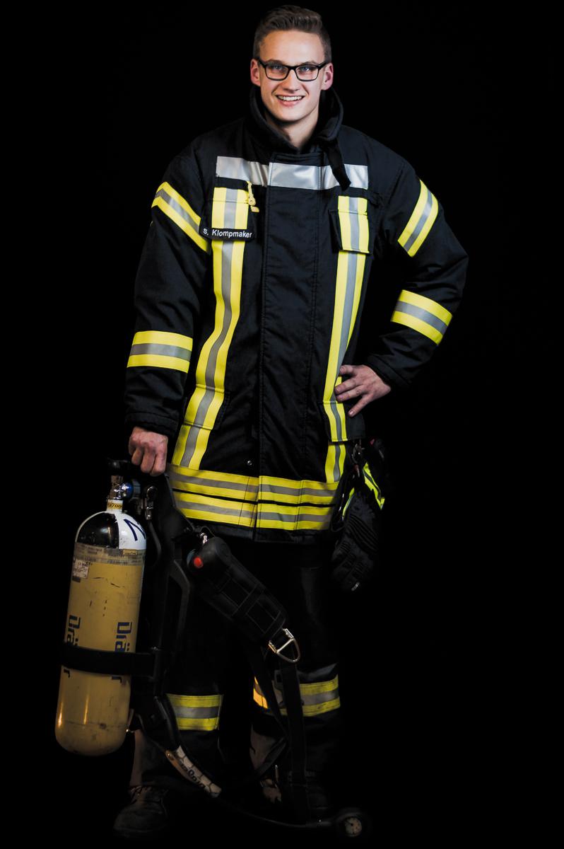 Sascha Klompmaker- Feuerwehr Ringe-Neugnadenfeld