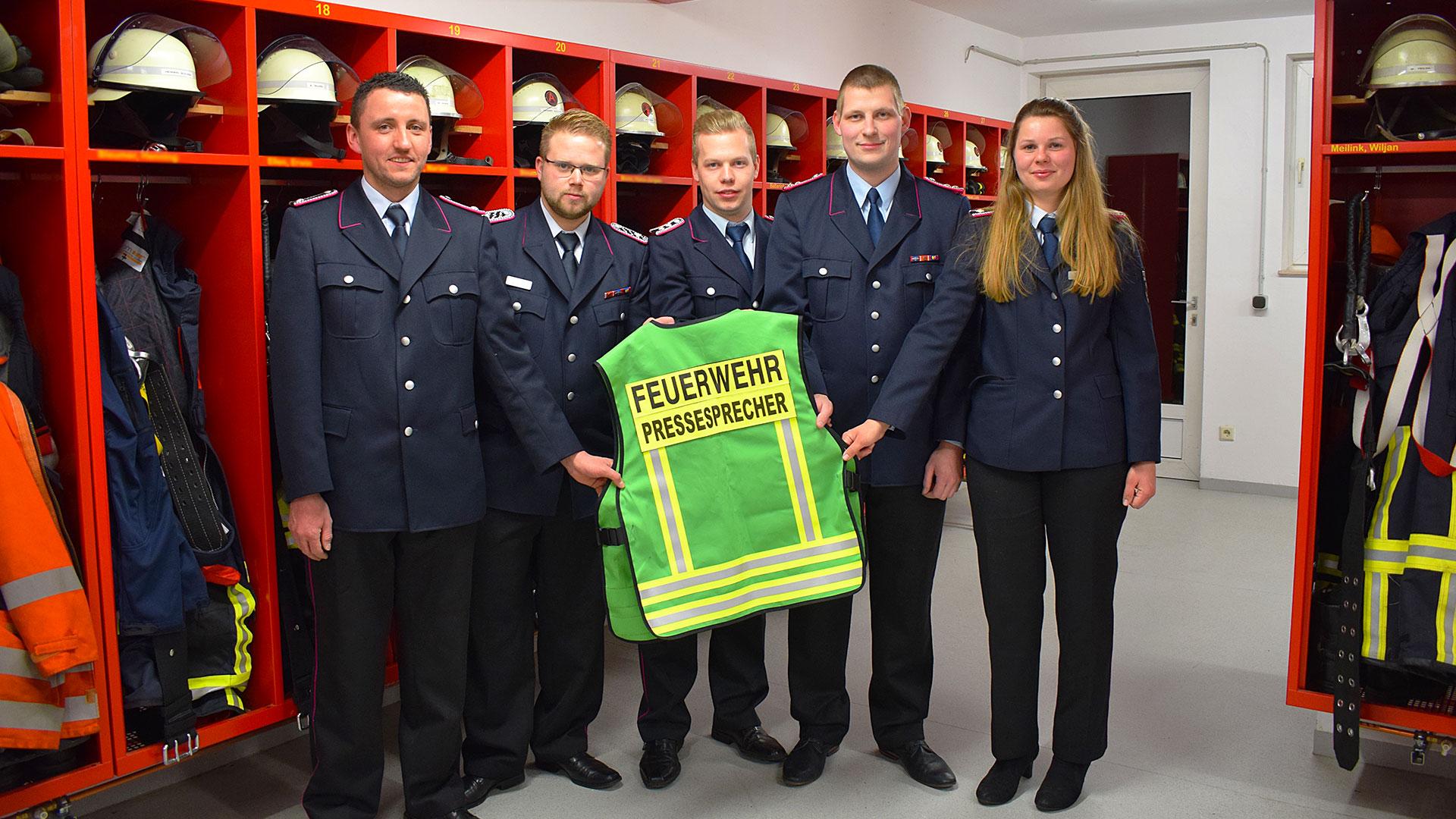 Presseteam Freiwillige Feuerwehr Emlichheim